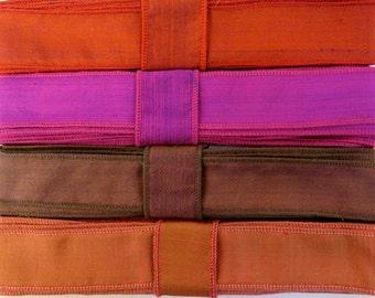 Raw Silk Sari Ribbon, C74