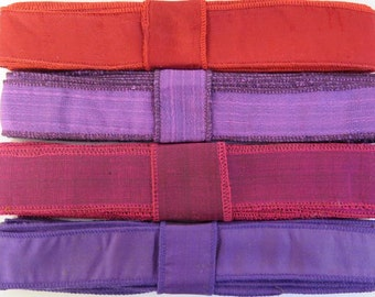 Raw Silk Sari Ribbon, C75