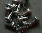 Lot of 12 Caster Wheel Stem Sleeves