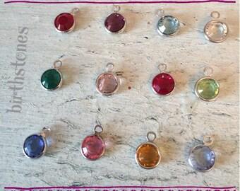 Swarvorski crystal birthstones-add ons