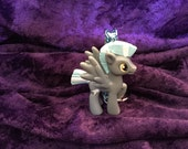 Custom My Little Pony Friendship is Magic Thunderlane Chainmaille Keychain