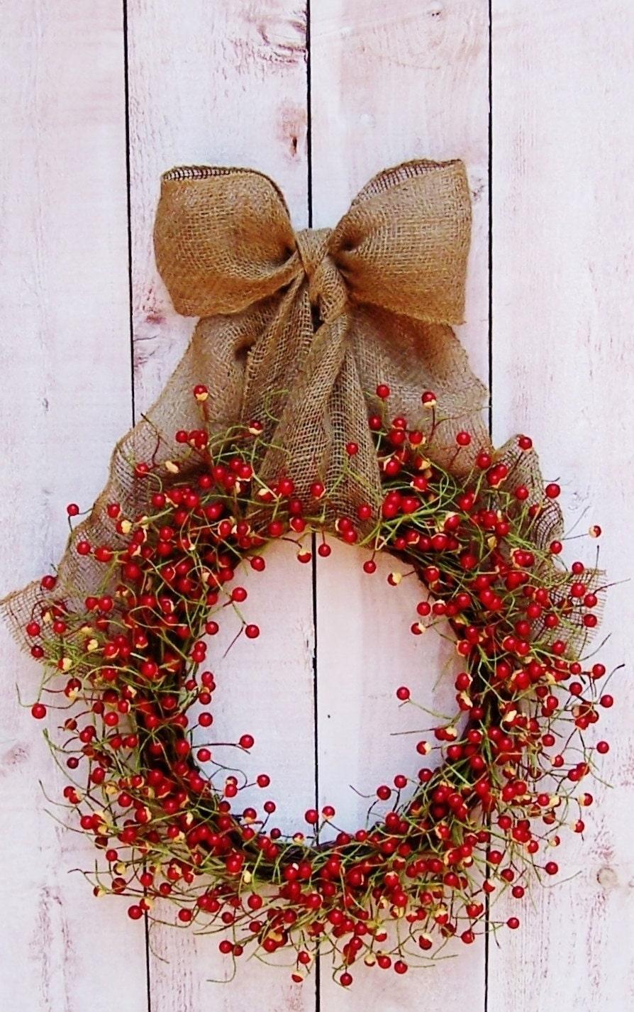 fall wreath front door wreath winter wreath fall winter door. Black Bedroom Furniture Sets. Home Design Ideas