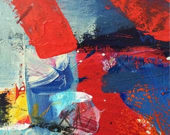 Fiesta - Original Abstract Painting