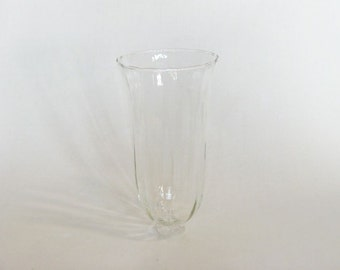 Clear Glass Hurricane Lamp Shade, Candle Chandelier Sconce Light Cover, Replacement Glass Shade, Glass lighting Shade