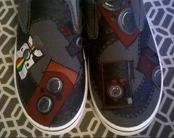 Photography shoes