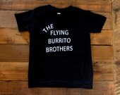 The Flying Burrito Brother's Kid Tee