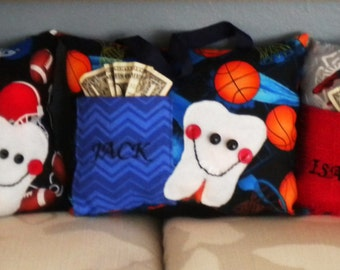 Tooth Fairy Pillows - Custom Made