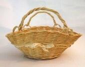 """Basket """"Voila"""" romantic"""