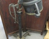 RESERVED  FOR PAUL  Vintage Industrial Art Deco Commercial Hair Dryer Martin Bros Cleveland