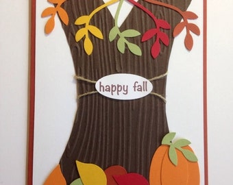 Stampin UP Fall Lovers Card Kit
