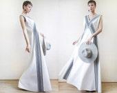 Plus size white black geometric striped sleeveless maxi dress