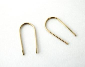 Small Hook Earrings