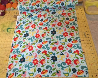 Cotton Flannel - Snuggle Flannel - Cotton Baby Fabric - Nursery Fabric - Kids Fabric - Sewing Fabric Sale
