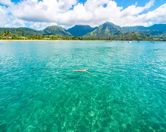 The Perfect Day in Hanalei Bay