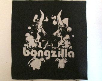 BONGZILLA PATCH - stoner metal
