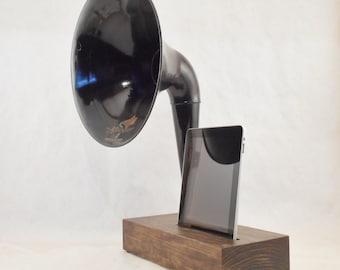 Acoustic Speaker, iPad Speaker, Magnavox Speaker, iPad Stand, iPad Dock, iPad Amplifier, iPad Air Speaker, iPad Mini Speaker, Speaker