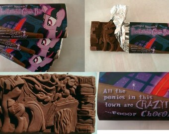 Twilight Sparkle's Theobroma Cacao Bar! (prop bar)