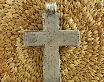 Antique Ethiopian Coptic Cross