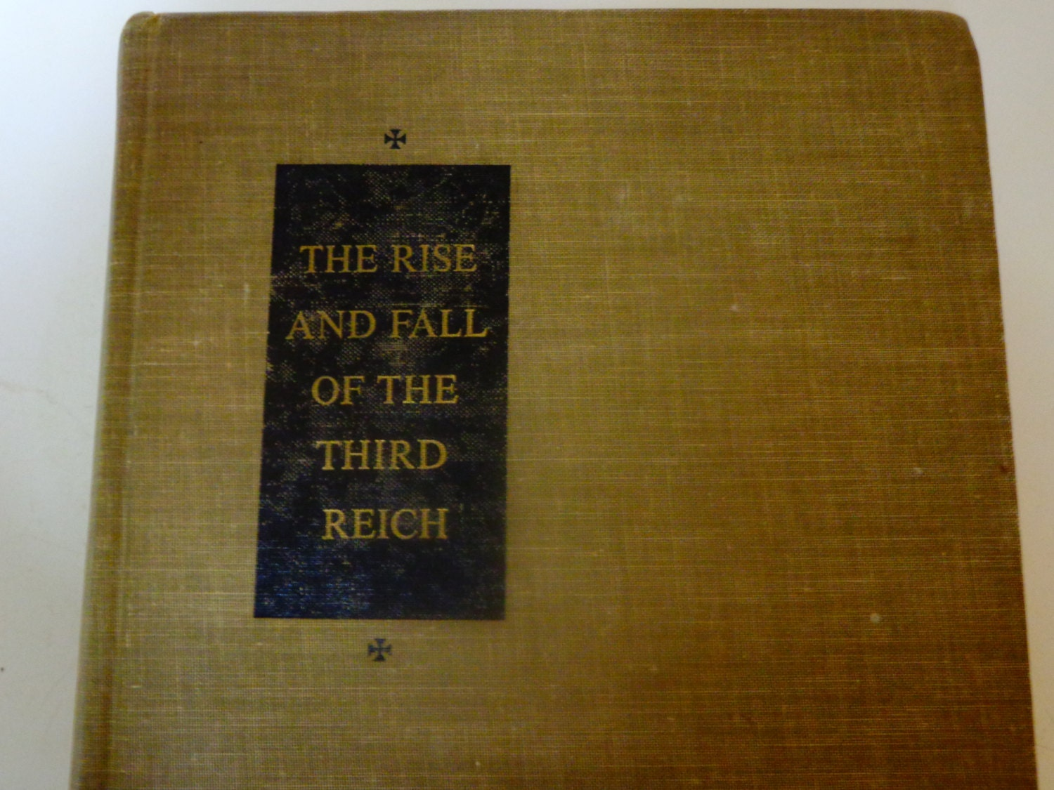 the fall of the third reich Buy a cheap copy of the rise and fall of the third reich: a book by william l shirer before the nazies could destroy the files, famed foreign correspondent and historian william l shirer sifted through the massive self-documentation of the third.