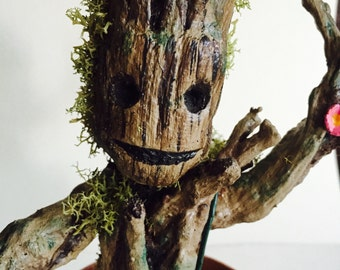 Baby Groot....I am groOOt.!.!