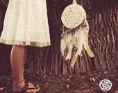 Wedding Decoration Dream Catchers - 10 piece of Dream Catchers in different sizes - Boho Decor, Tribal Wedding, Native Mobiles