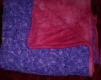 Custom weighted blanket