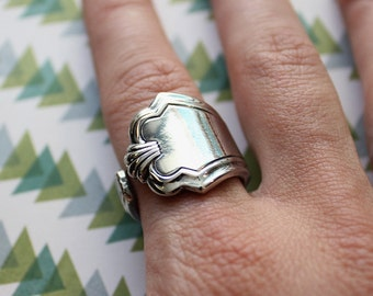 Spoon Ring Band - Size 8.5