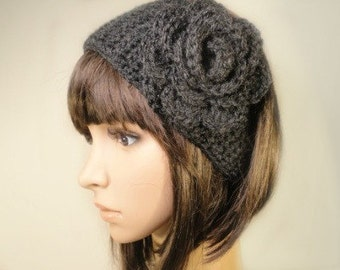 Knitting PATTERN - Cable Knit Headband Pattern - Knit Ear ...