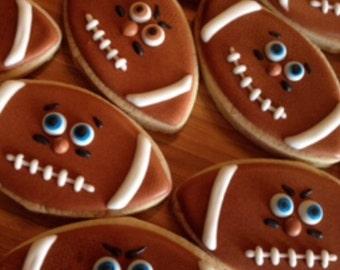 Funky footballs