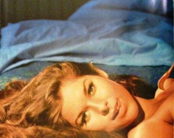 Playboy Centerfold/Poster from November 1968 Playboy Magazine