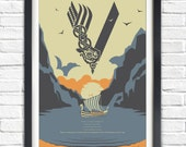 Vikings - 17x11 Poster