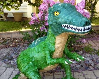 Dinosaur pinata T rex