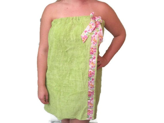 Bath Towel Wrap Shower Wrap Spa Towel Wrap Bath Wrap