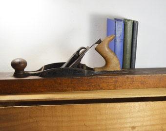 Antique, Primitive STANLEY, Rule & Level Co. No. 31 Woodworking Block Plane