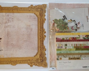 """KAISERCRAFT- Be-YOU-tiful Collection 12"""" x 12"""" inches"""