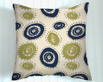 Pillows, Blue  Tan,    Pillow, Decorative Pillows, Kids  Pillow Covers, Decorative Pillows, Cushion, Pillows, Throw Pillow,   Pillow