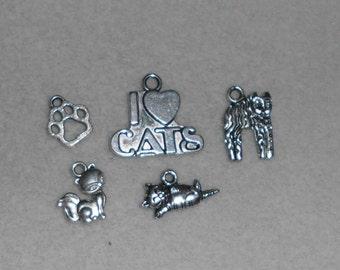 I (heart) Cats Set