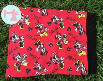 Minnie Travel Pillow Case- Ready to Ship