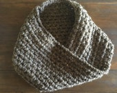 Crochet Scarf- Barley