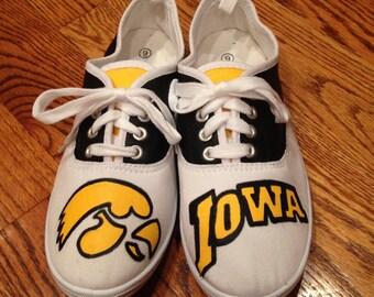 University of Iowa Shoes