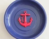 Be My Anchor Pin bowl / Magnet bowl Free Shipping