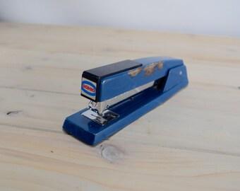 Swingline Stapler, Vintage Blue,