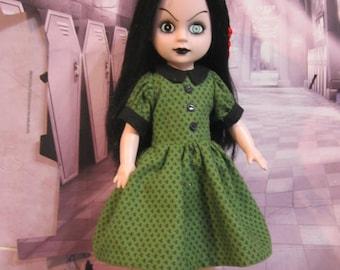 Olive Grove - Bodice Dress for Living Dead dolls