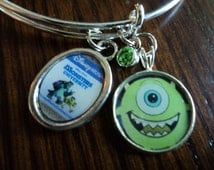 Monsters University bangle