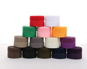 """Velcro Tape in multiple colors 1"""" wide"""