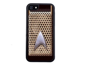 Star Trek Communicator Case For iPhone 4/4s, 5/ 5s, 5c, 6/6s, 6/6s Plus, 7 or 7 Plus.