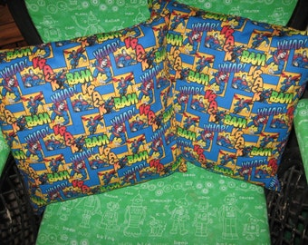 Superman Pillow Set