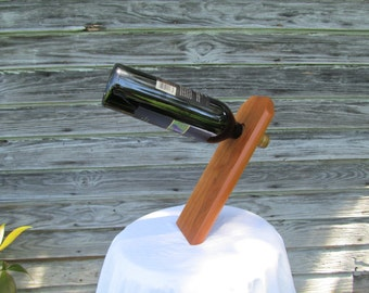 Cherry Wine Bottle Banacer