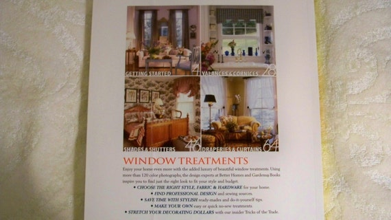 Better Homes And Gardens Window Treatments From Dellanora