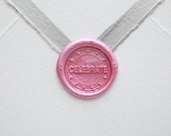 CELEBRATE Wax Seal